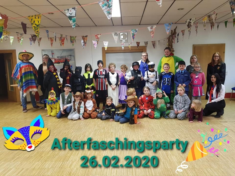 After-Fasching-Party 2019