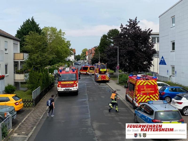 Einsatzstelle Schulstraße