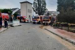 Einsatz für die Feuerwehr